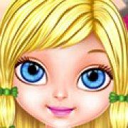 Игра Игра Малышка Барби принцессы Диснея