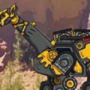Игра Игра Роботы динозавры Апатозавр