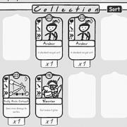 Игра Игра Королевство пустых карт