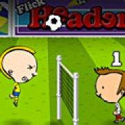 Игра Игра Футбол головами: Еврокубок (Flick Headеrs Eurocup)