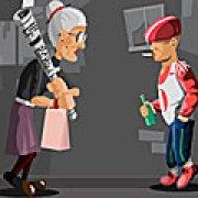 Игра Игра Злая бабушка 4
