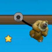 Игра Игра Перережь веревку 2 медвежья версия
