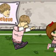 Игра Игра Вышвырните Бибера 2