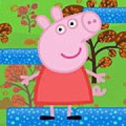 Игра Игра Свинка Пеппа прыгает вверх