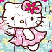 Игра Игра Hello Kitty: детский пазл