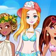Игра Игра Шопоголик: пляжная одежда