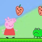 Игра Игра Свинка Пеппа: клубничные приключения