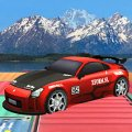 Игра Игра Машины 3Д: трюки испытания водителей