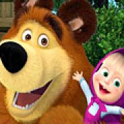 Игра Игра Маша и Медведь новые игры