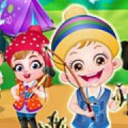 Игра Игра Малышка Хейзел: летний лагерь