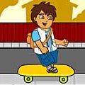 Игра Игра Диего против школьного автобуса