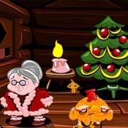 Игра Игра Счастливая обезьянка: Уровень 486 Фейерверк Санты