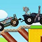 Игра Игра Том и Джерри: трактор 2