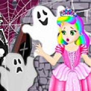 Игра Игра Принцесса Джульетта: замок с призраками