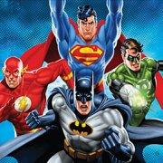 Игра Игра Лига Справедливости: создай комикс