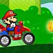 Игра Игра Марио: турбо квадроцикл