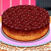 Игра Игра Кухня Сары вишневый перевернутый пирог