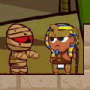 Игра Игра На двоих: фараон и мумия охраняют сокровища