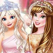 Игра Игра Принцессы Диснея конкурс модниц