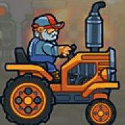 Игра Игра Дерби трактора