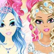 Игра Игра Принцесса льда в спа-салоне