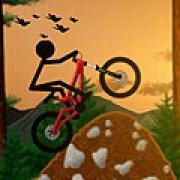 Игра Игра Stickman: грязный велосипед