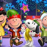 Игра Игра Снупи Рождество
