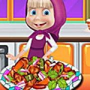 Игра Игра Маша шеф повар