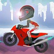 Игра Игра Гонки на мотоциклах в горах