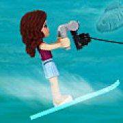 Игра Игра Лего Френдс: гонки на лодках