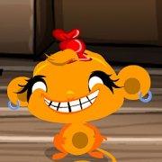 Игра Игра Счастливая обезьянка уровень 103