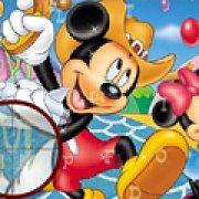 Игра Игра Скрытые буквы Микки Мауса