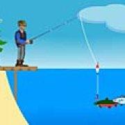 Игра Игра Рыбалка большого Бу