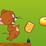 Игра Игра Джерри бежит и ест сыр