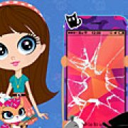 Игра Игра Маленький зоомагазин украшение телефона