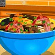 Игра Игра Итальянский рыбный суп