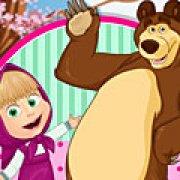 Игра Игра Маша и Медведь: летние каникулы