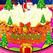Игра Игра Даша готовит рождественский пирог