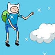 Игра Игра Время приключений: прыжки на небо