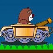 Игра Игра Медведь на танке