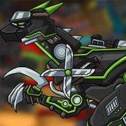 Игра Игра Приключения роботов динозавров: ниндзя велоцираптор