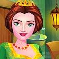 Игра Игра Фиона убирает в комнате Шрека