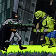 Игра Игра Бэтмен спасает Готэм