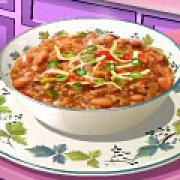 Игра Игра Кухня Сары Чили кон карне