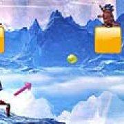 Игра Игра Ультрамен: рикошет