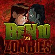 Игра Игра Бен 10 против зомби