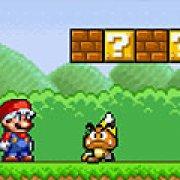 Игра Игра Супер Марио спасает Санту