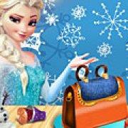 Игра Игра Холодное сердце: сумочка Эльзы