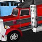 Игра Игра 18-колесный 3Д