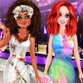 Игра Игра Морские принцессы Диснея: время вечеринки